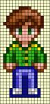 Alpha pattern #92616
