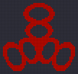Alpha pattern #92621