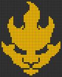 Alpha pattern #92633