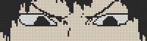 Alpha pattern #92635