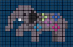 Alpha pattern #92636
