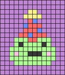 Alpha pattern #92638