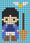 Alpha pattern #92657
