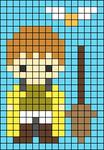 Alpha pattern #92658