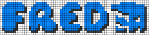 Alpha pattern #92668