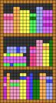 Alpha pattern #92684