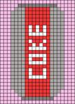 Alpha pattern #92685