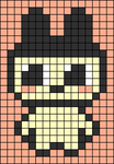 Alpha pattern #92690