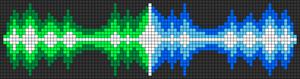 Alpha pattern #92693