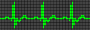 Alpha pattern #92747