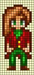 Alpha pattern #92749