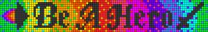 Alpha pattern #92751