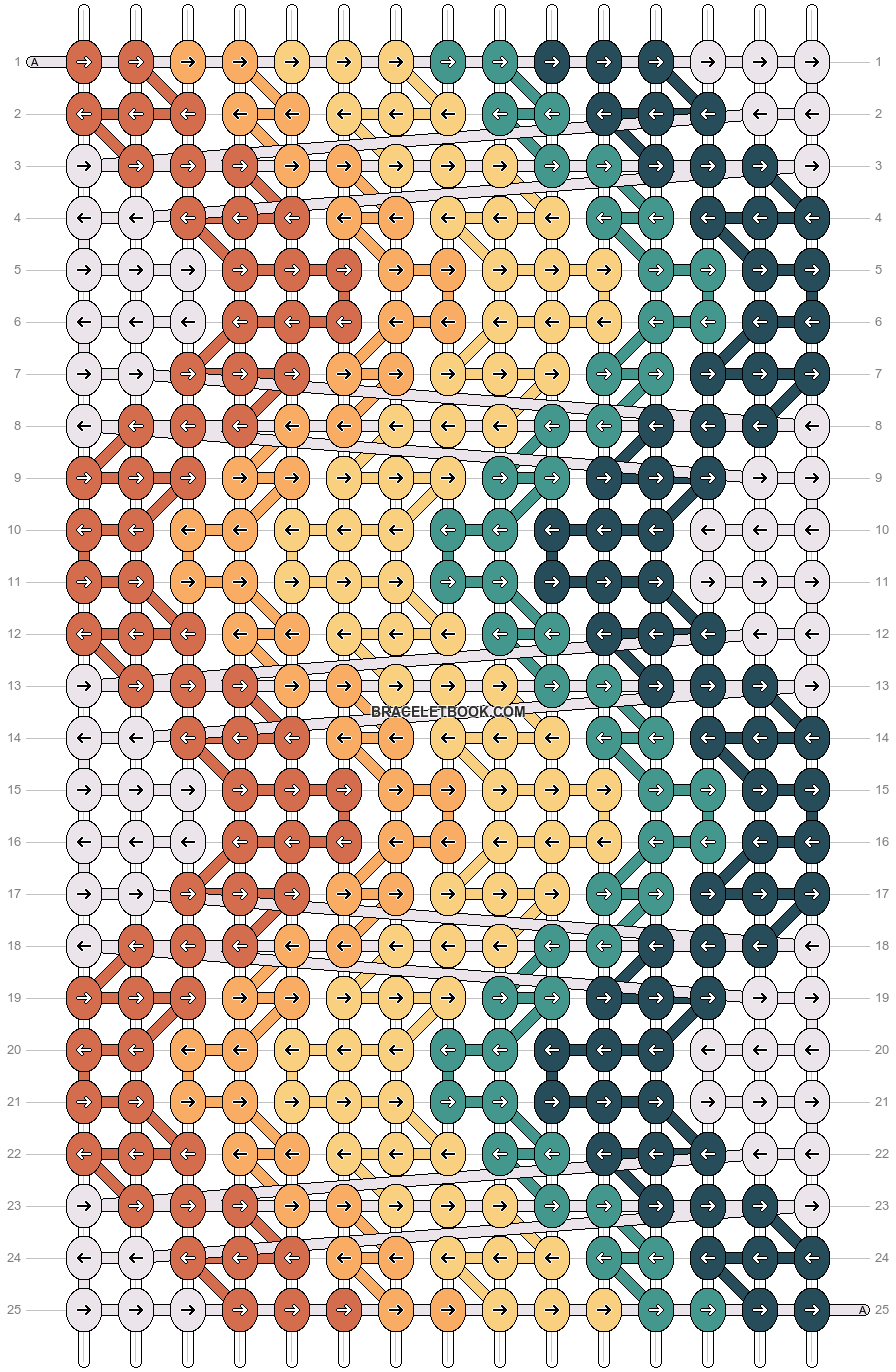 Alpha pattern #92753 pattern