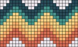 Alpha pattern #92753