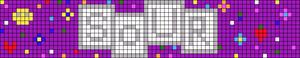 Alpha pattern #92757