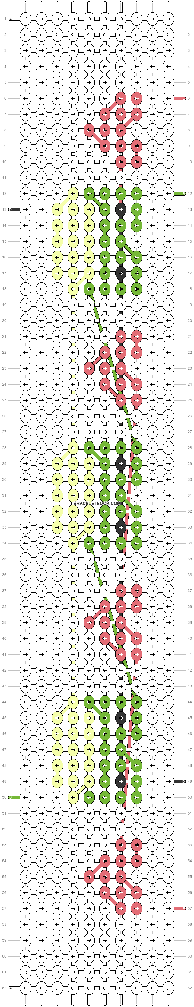 Alpha pattern #92774 pattern
