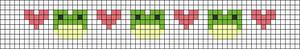 Alpha pattern #92774