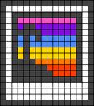 Alpha pattern #92792