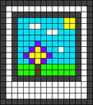 Alpha pattern #92793