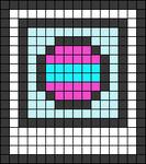 Alpha pattern #92796