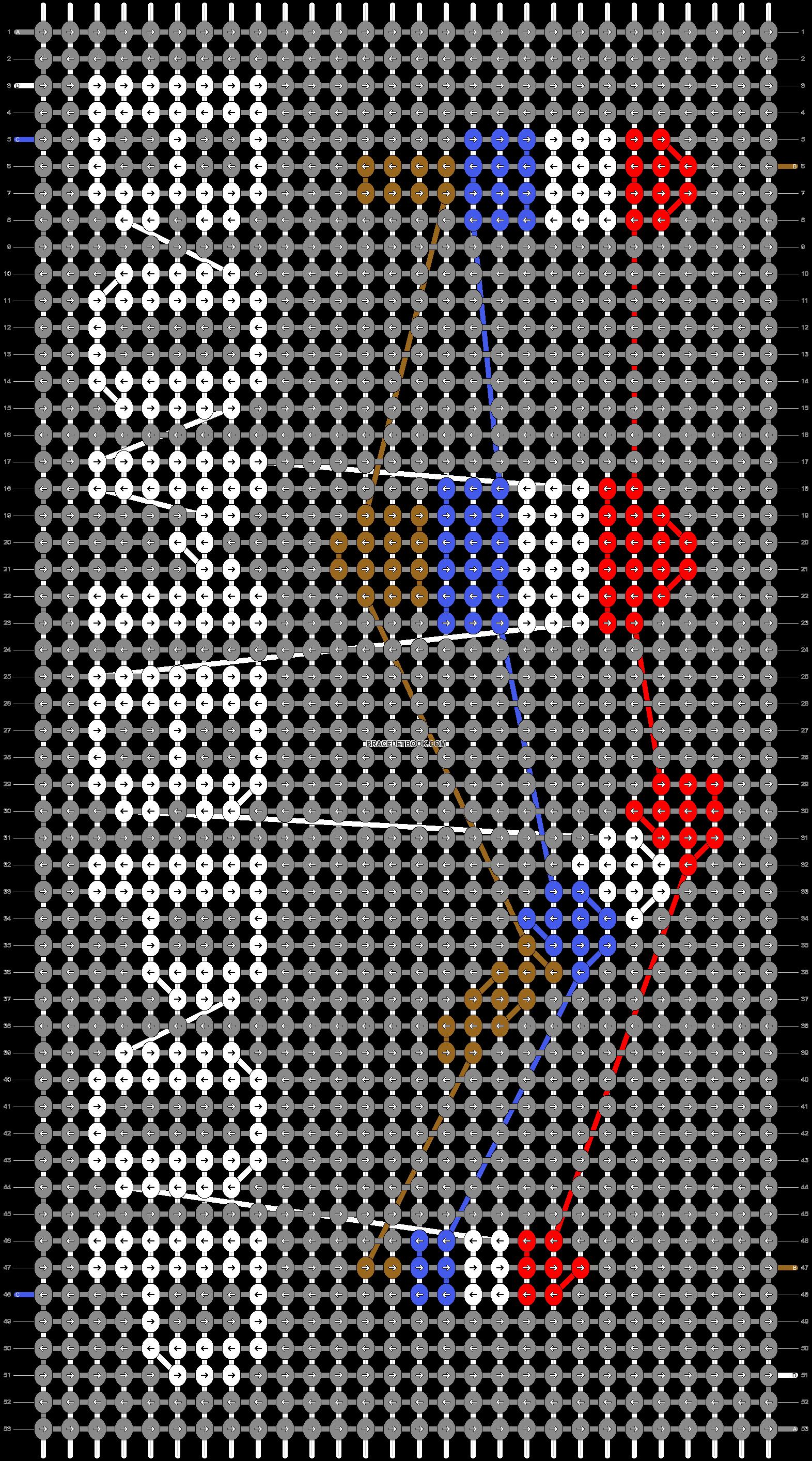 Alpha pattern #92849 pattern