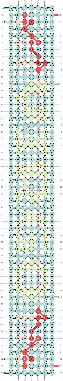 Alpha pattern #92854 pattern