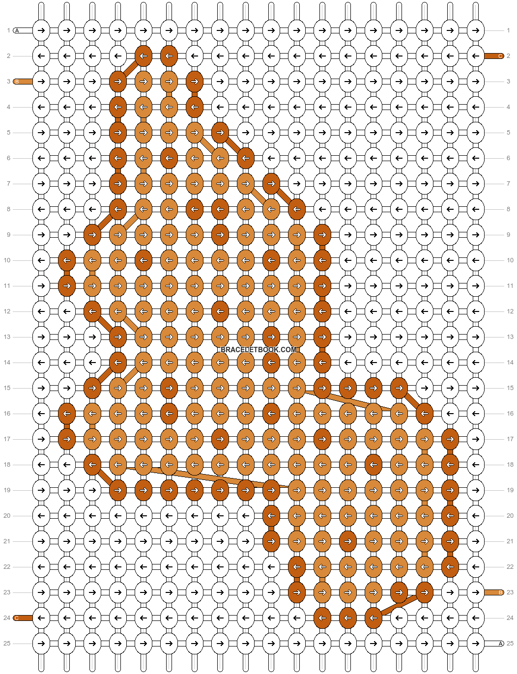 Alpha pattern #92855 pattern