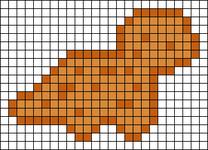 Alpha pattern #92855