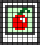 Alpha pattern #92856