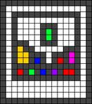 Alpha pattern #92857