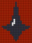 Alpha pattern #92878