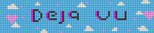 Alpha pattern #92886