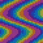 Alpha pattern #92888