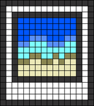 Alpha pattern #92899