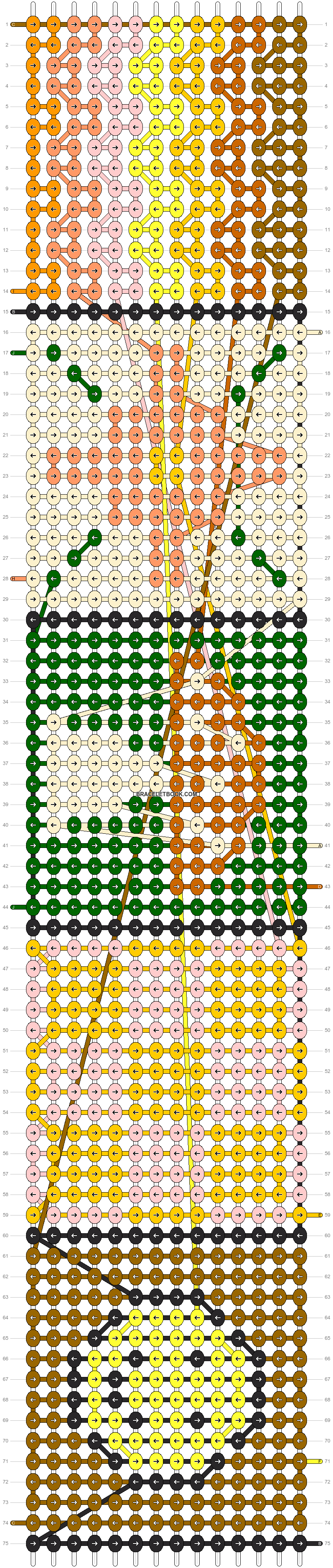 Alpha pattern #92906 pattern