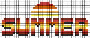Alpha pattern #92969