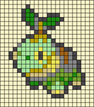 Alpha pattern #92970