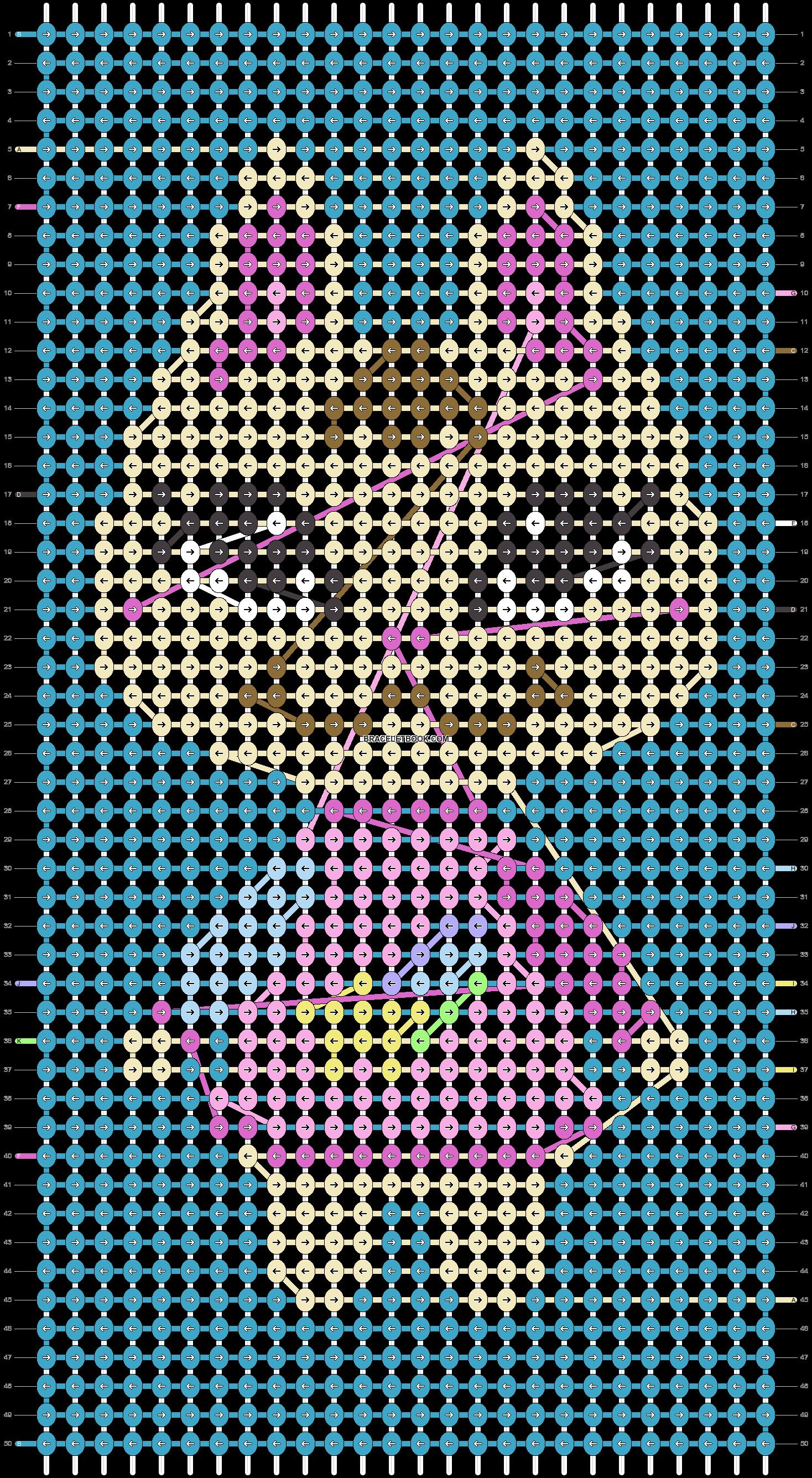 Alpha pattern #92982 pattern