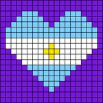 Alpha pattern #92984