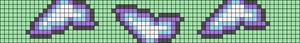 Alpha pattern #93012