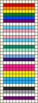 Alpha pattern #93017