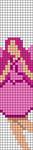 Alpha pattern #93052