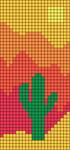 Alpha pattern #93076