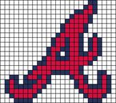 Alpha pattern #93089