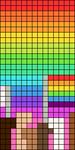 Alpha pattern #93094