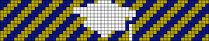 Alpha pattern #93095