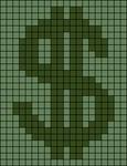 Alpha pattern #93101