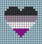 Alpha pattern #93105