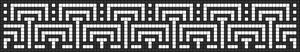 Alpha pattern #93135