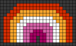 Alpha pattern #93145